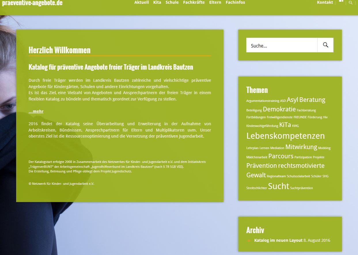 netzwerk Bischofswerda GFC project ghmb